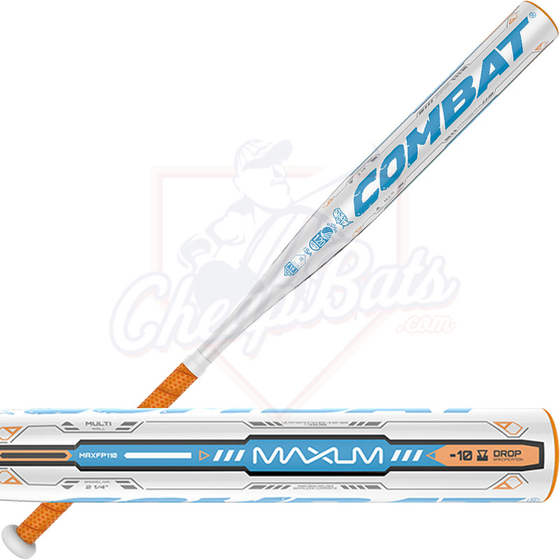 2016 Combat Maxum One-Piece Multi-Wall Fastpitch Softball Bat -10oz MAXFP110