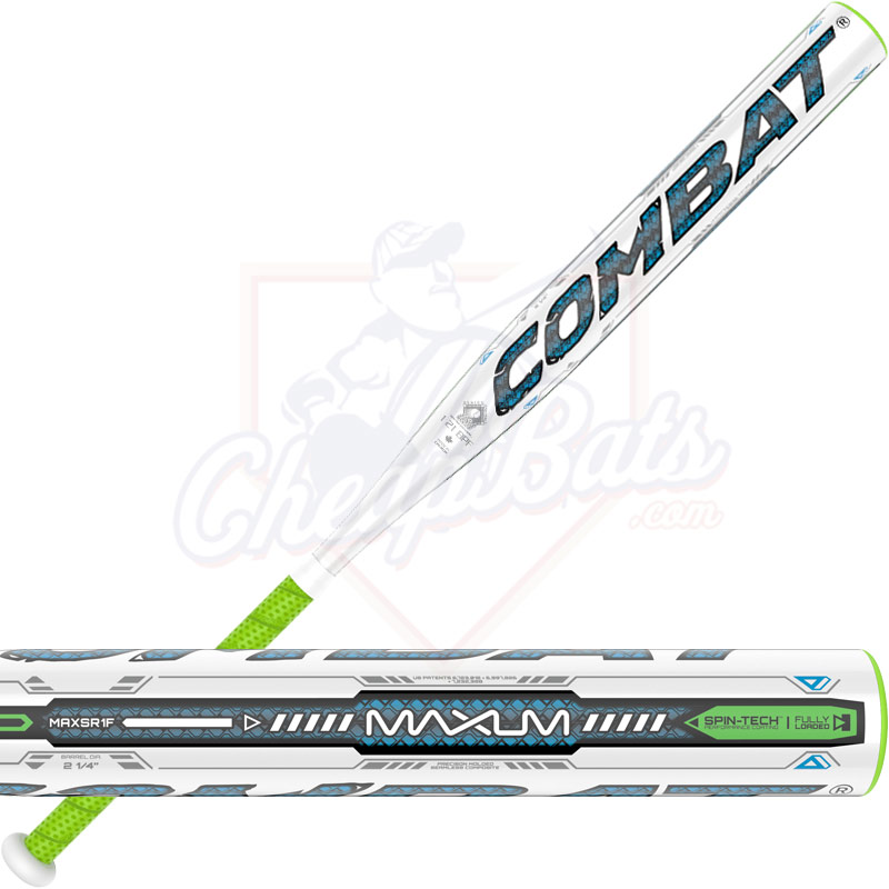 2016 Combat Maxum Senior Slowpitch Softball Bat SSUSA End Loaded MAXSR1F