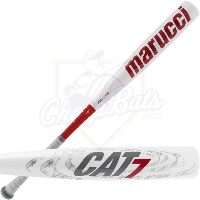 2017 Marucci Cat 7 Connect BBCOR Baseball Bat -3oz MCBCC7