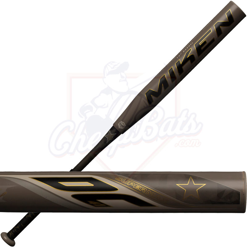 2019 Miken DC41 Slowpitch Softball Bat Supermax ASA MDC18A
