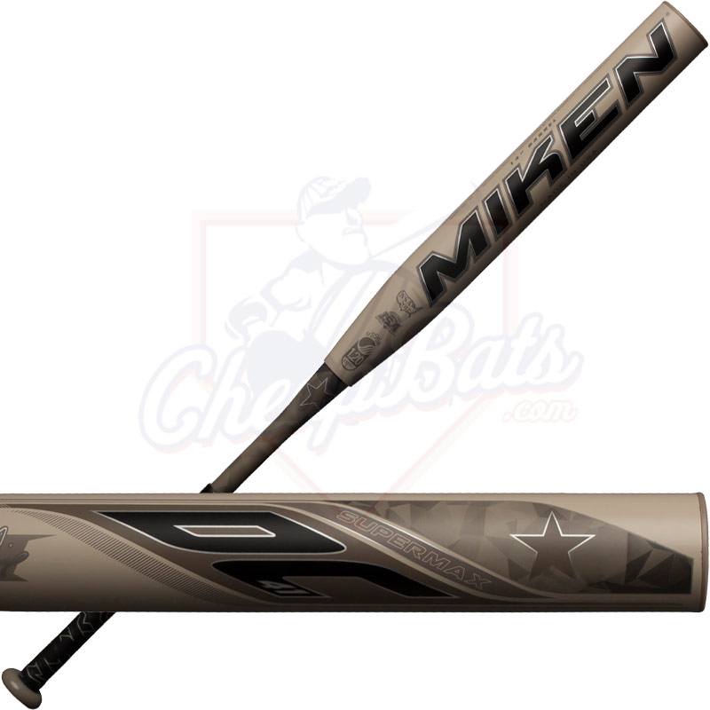 2019 Miken DC41 Slowpitch Softball Bat Supermax USSSA MDC18U