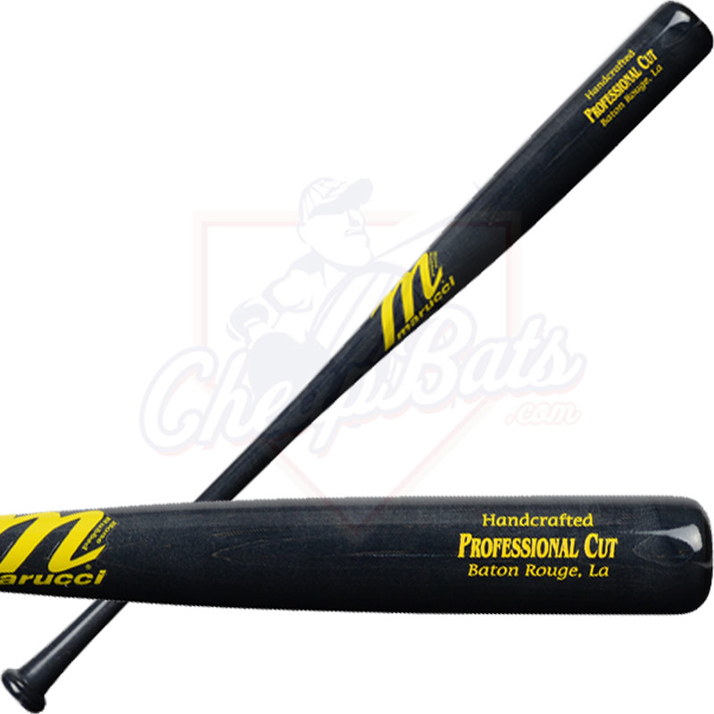 Marucci Professional Cut Electric Fog Maple Wood Baseball Bat MEFMPC-PL16