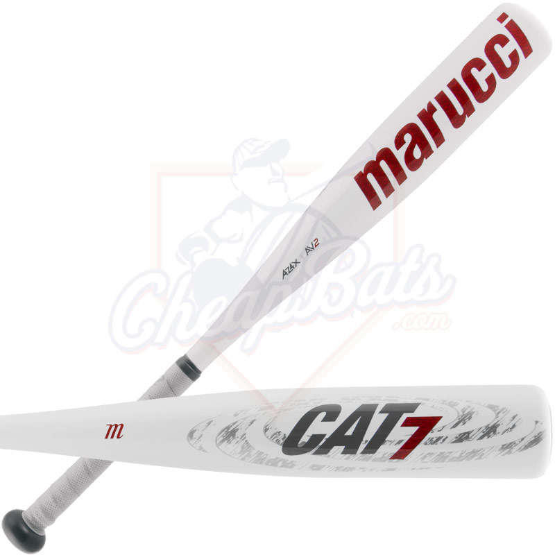 "2017 Marucci Cat 7 Junior Big Barrel Baseball Bat 2 3/4"" -10oz MJBBC7"