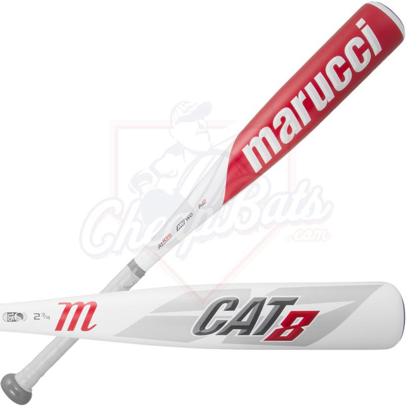Marucci 2019 CAT 8-10 Junior Big Barrel Baseball Bat MJBBC8