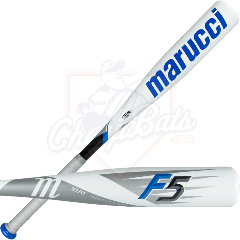 "2018 Marucci F5 Junior Big Barrel Baseball Bat 2 3/4"" -10oz MJBBF5"