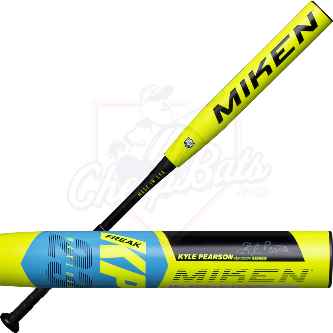 2020 Miken Freak 23 Slowpitch Softball Bat Maxload ASA MKP20A