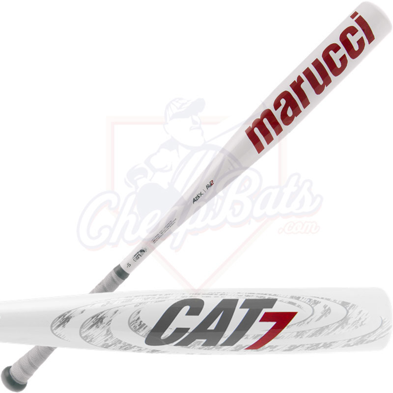2017 Marucci Cat 7 Youth Big Barrel Baseball Bat -5oz MSBC75