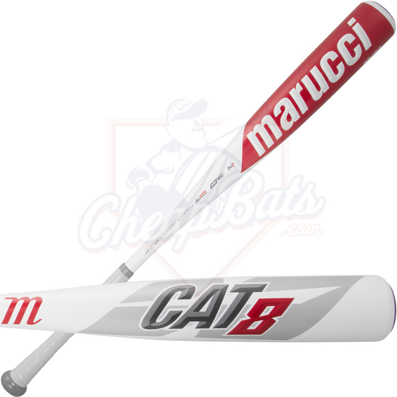 Marucci Cat 8 BBCOR Baseball Bat -3oz MCBC8