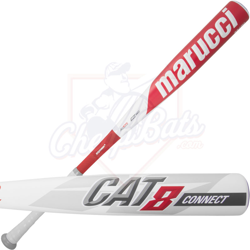 "2019 Marucci Cat 8 Connect Youth Big Barrel Baseball Bat 2 3/4"" -5oz MSBCC85"