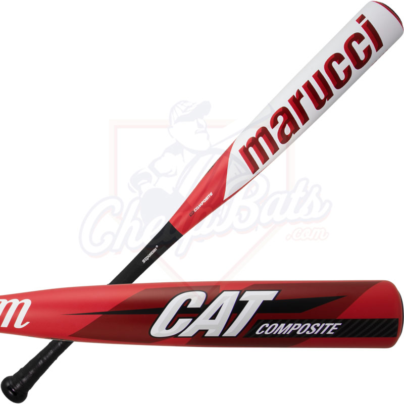 "2019 Marucci Cat Composite Youth Big Barrel Baseball Bat 2 3/4"" -8oz MSBCCP8"