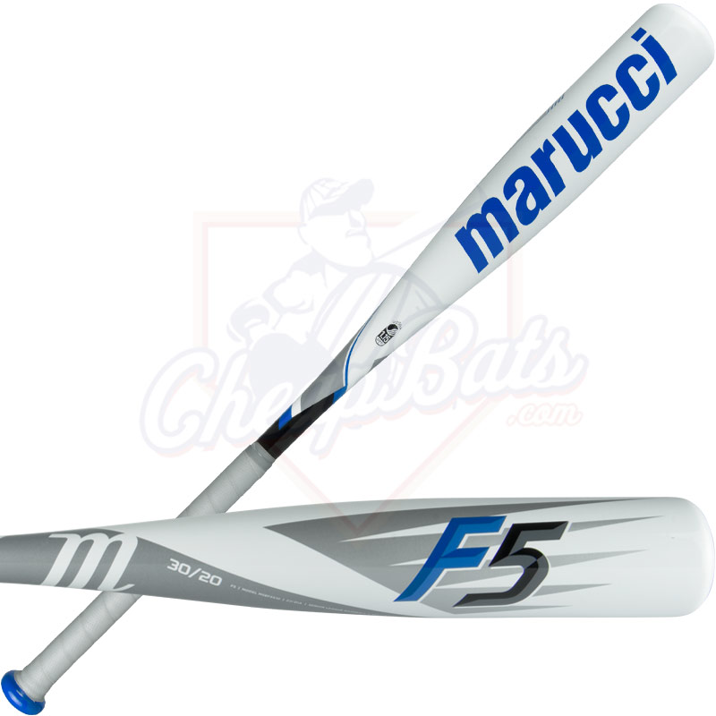 "2018 Marucci F5 Youth Big Barrel Baseball Bat 2 3/4"" -10oz MSBF5X10"