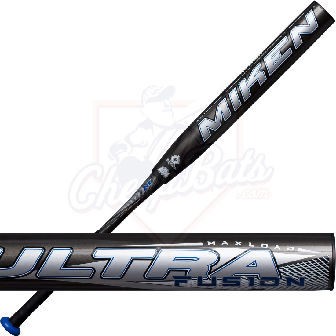 2020 Miken Ultra Fusion Jason Kendrick Senior Slowpitch Softball Bat Maxload SSUSA MUF4MS