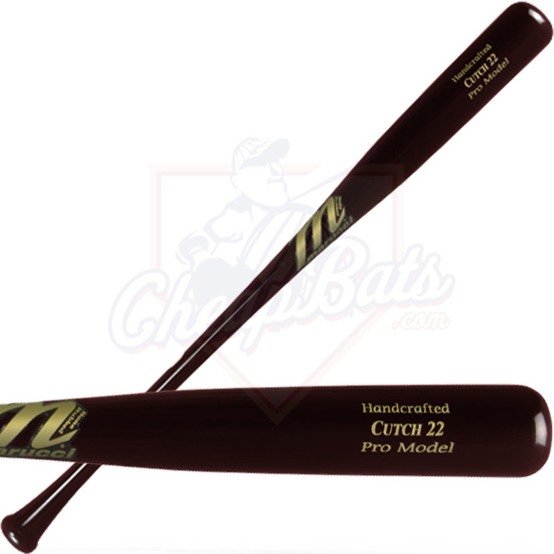 Marucci Andrew McCutchen Pro Model Maple Wood Baseball Bat MVEICUTCH22-CH