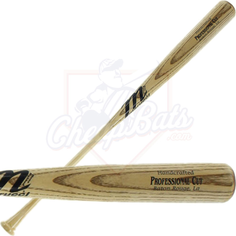 Marucci Professional Cut Whitewash Ash Wood Baseball Bat MWAPC