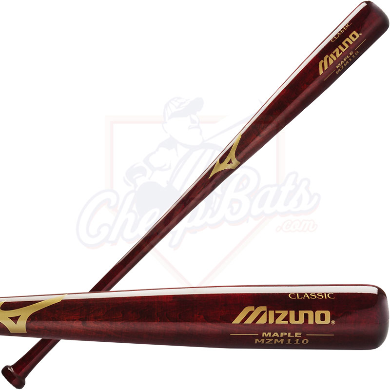 Mizuno Custom Classic Maple Wood Baseball Bat MZM110