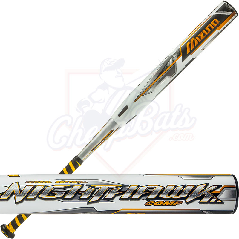2016 Mizuno NIGHTHAWK Fastpitch Softball Bat -9oz 340365