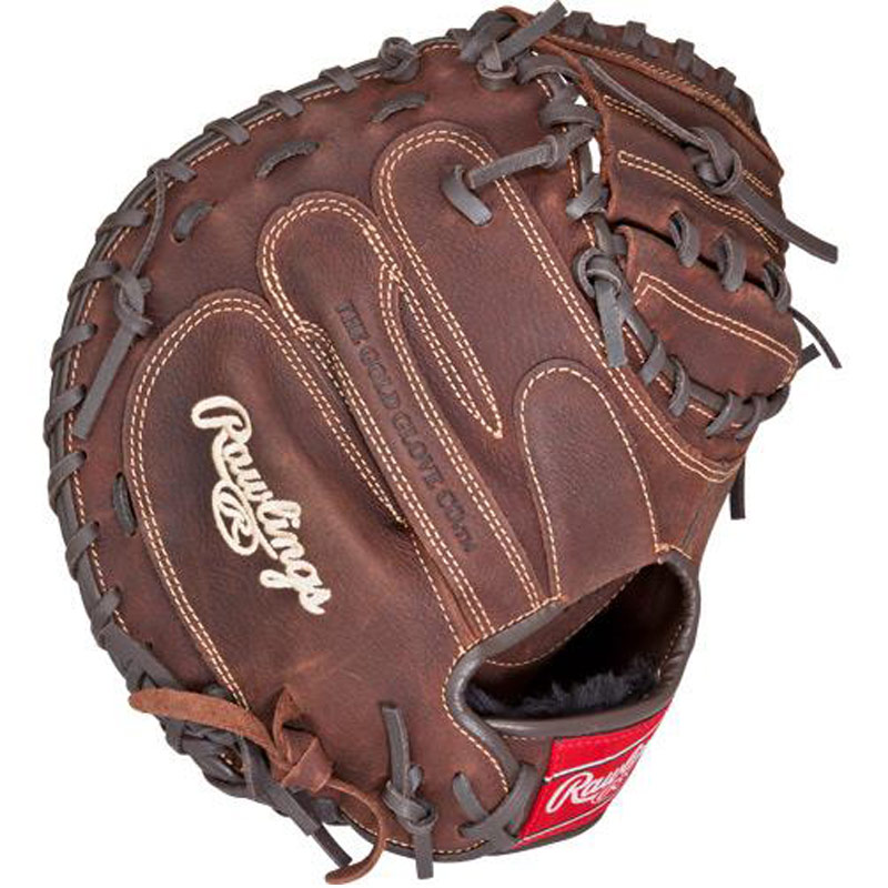 "Rawlings Player Preferred Baseball Catcher\'s Mitt 33"" PCM30"