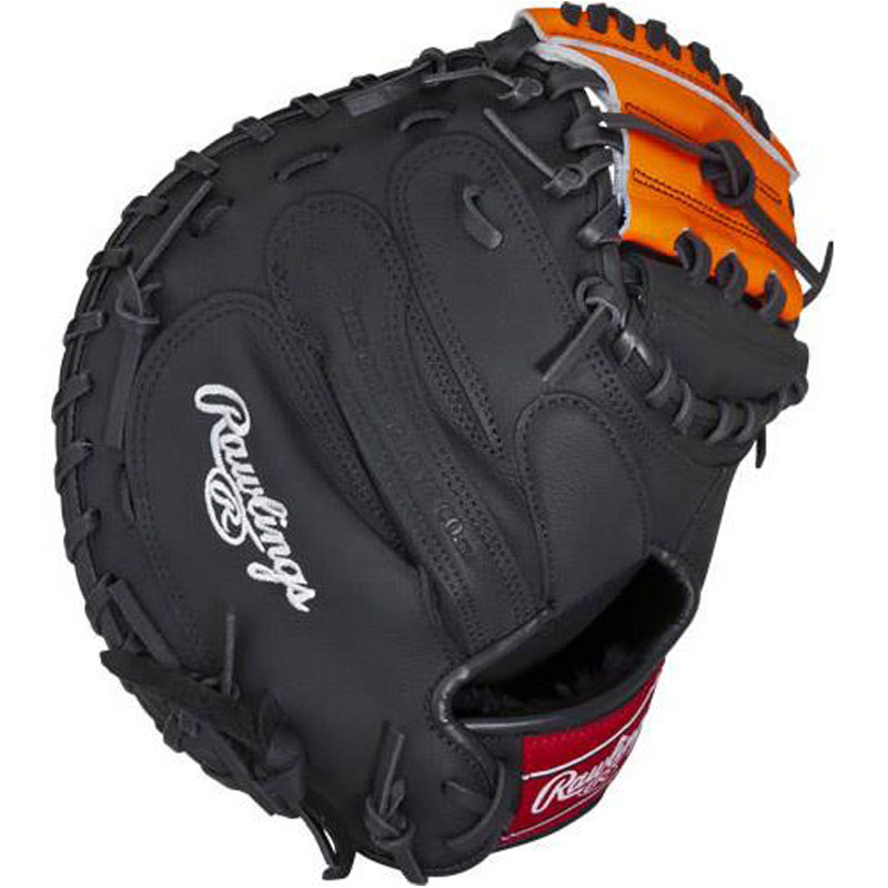 "Rawlings Player Preferred Target Baseball Catcher\'s Mitt 33"" PCM30T"