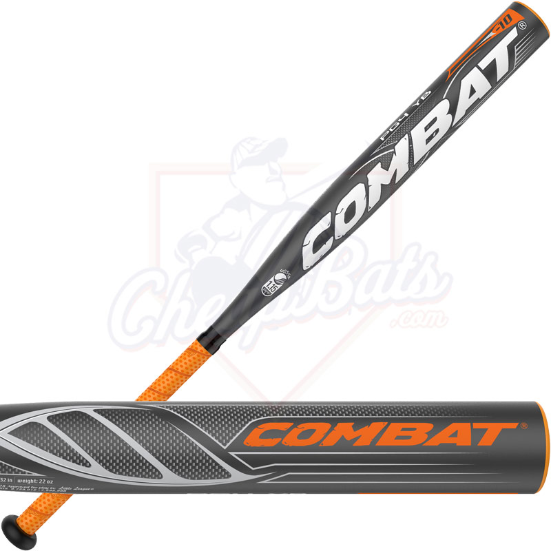 2016 Combat PG4 Youth Baseball Bat -10oz PG4YB110