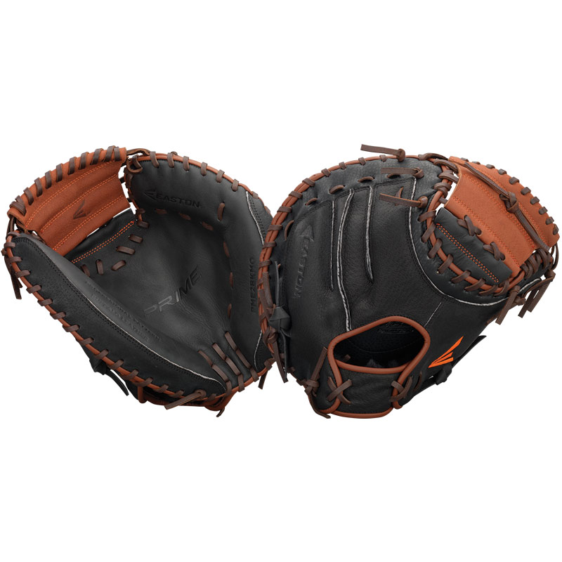 "Easton Prime Baseball Catcher\'s Mitt 34"" PME2BKMO"