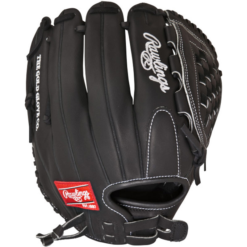 "Rawlings Heart of the Hide Dual Core Fastpitch Softball Glove 12.5"" PRO125SB-3B"
