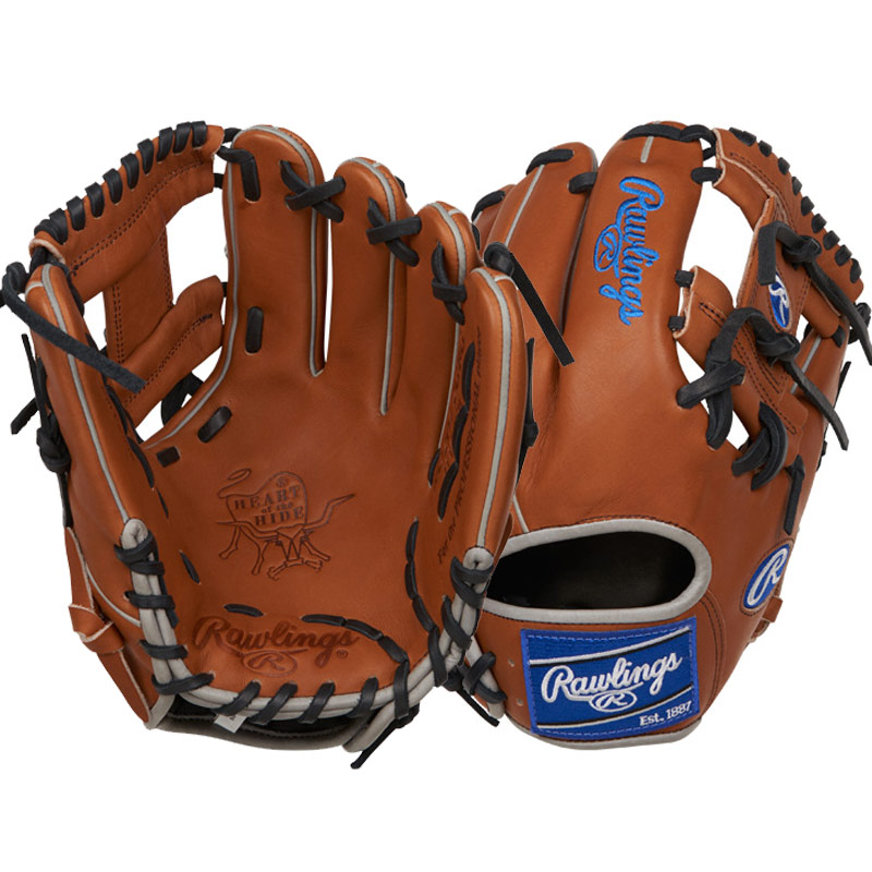 "Rawlings Heart of the Hide Limited Edition Baseball Glove 11.5"" PRO204-2GBG"