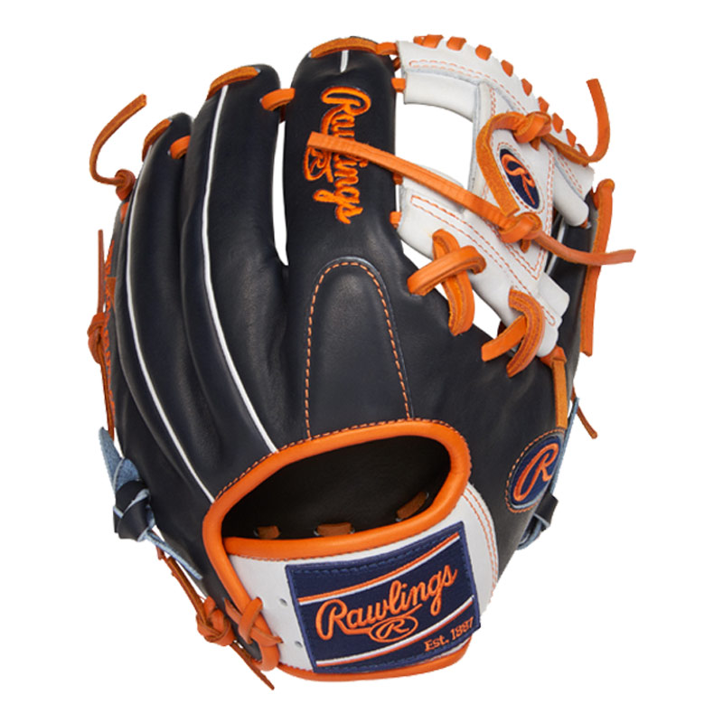 "Rawlings Heart of the Hide Baseball Glove 11.5"" PRO204-2NWO"