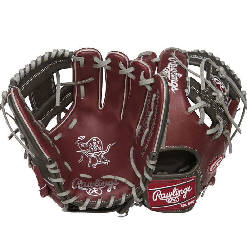 "Rawlings Heart of the Hide Color Sync Series Baseball Glove 11.5"" PRO204-2SHDS"