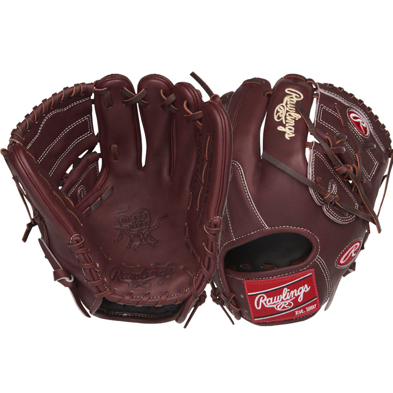 "Rawlings Heart of the Hide Baseball Glove 11.75"" PRO205-9SHFS"