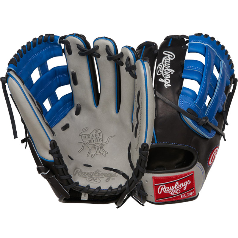 "Rawlings Heart of the Hide Limited Edition Baseball Glove 11.75"" PRO2175-6GBR"