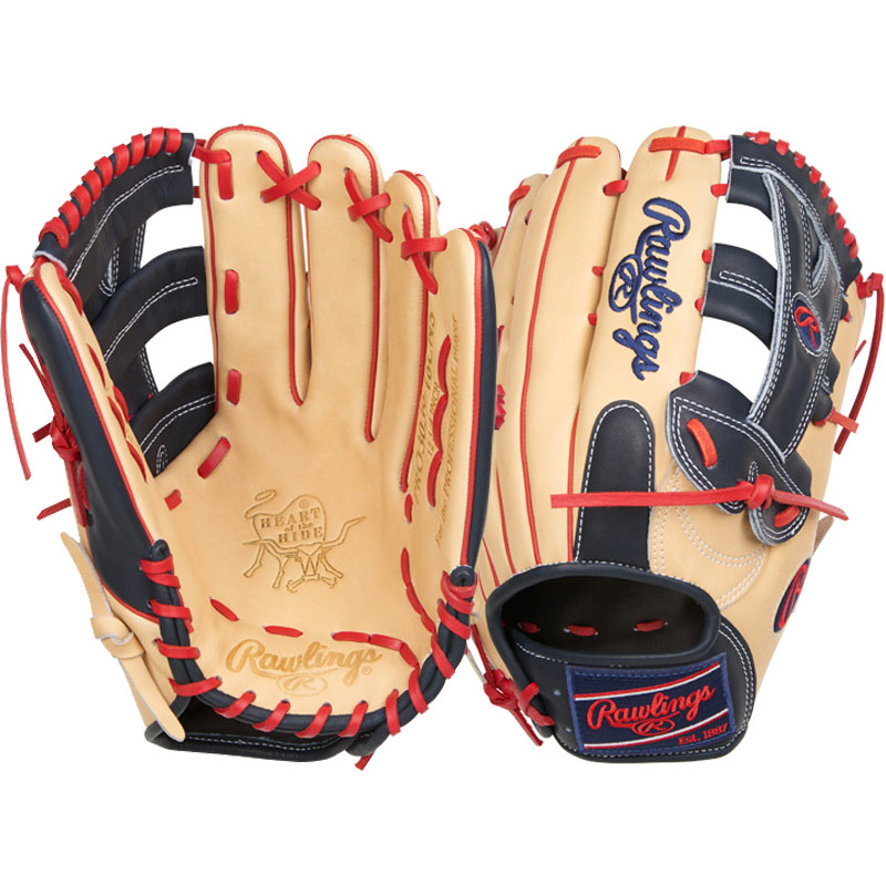 "Rawlings Heart of the Hide Limited Edition Baseball Glove 12.75"" PRO3039-16CNS"