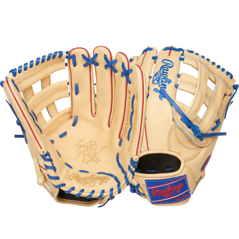 "Rawlings Heart of the Hide Color Sync Series Baseball Glove 12.75"" PRO3039-6CCR"