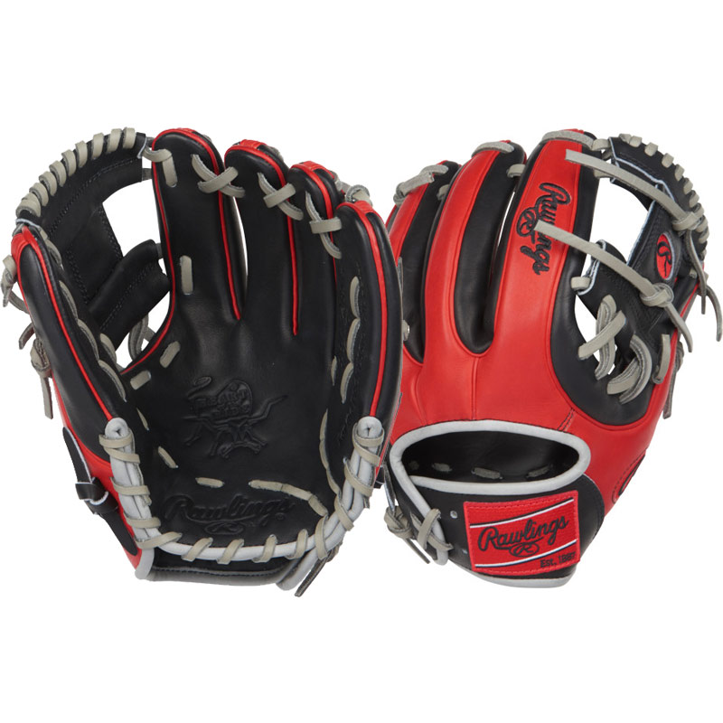 "Rawlings Heart of the Hide Limited Edition Colorsync Baseball Glove 11.5"" PRO314-2BSG"