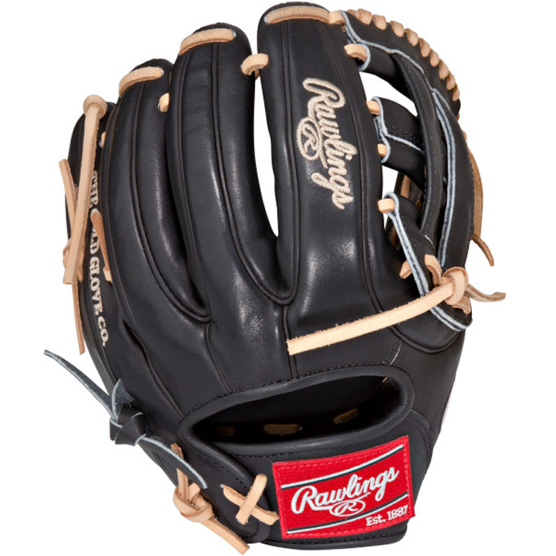 "Rawlings Heart of the Hide Baseball Glove 11.5"" PRO314-6BC"