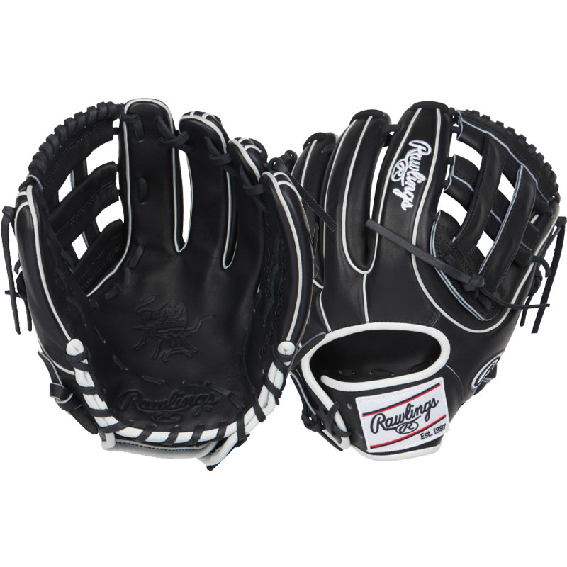 "Rawlings Heart of the Hide Limited Edition Colorsync Baseball Glove 11.75"" PRO315-6BW"