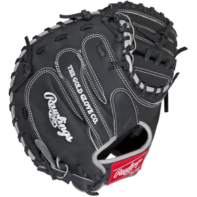 "Rawlings Heart of the Hide Dual Core Baseball Catcher\'s Mitt 33"" PROCM33DC"