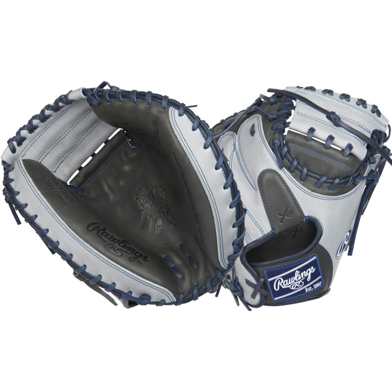 "Rawlings Heart of the Hide Limited Edition Colorsync Baseball Catcher\'s Mitt 33"" PROCM33DSGN"