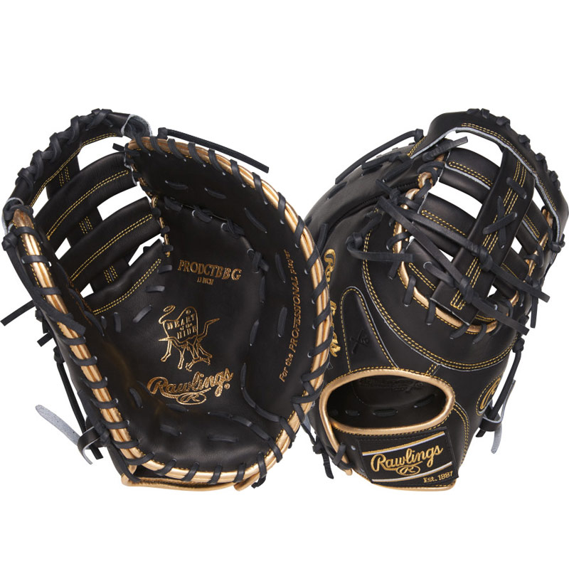"Rawlings Heart of the Hide Color Sync Series Baseball First Base Mitt 13"" PRODCTBBG"
