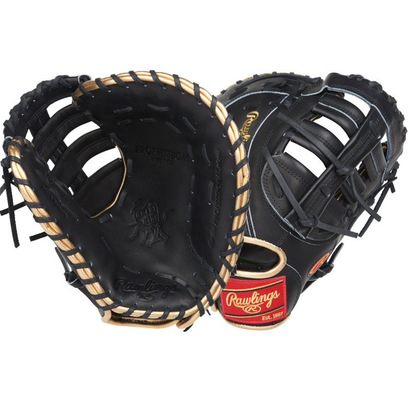 "Rawlings Heart of the Hide Limited Edition Colorsync Baseball First Base Mitt 12.5"" PROFM18BGM"
