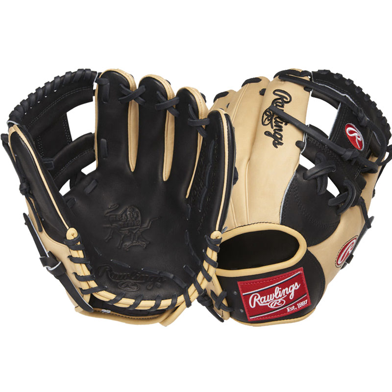 "Rawlings Heart of the Hide Baseball Glove 11.5"" PRONP4-2BC"