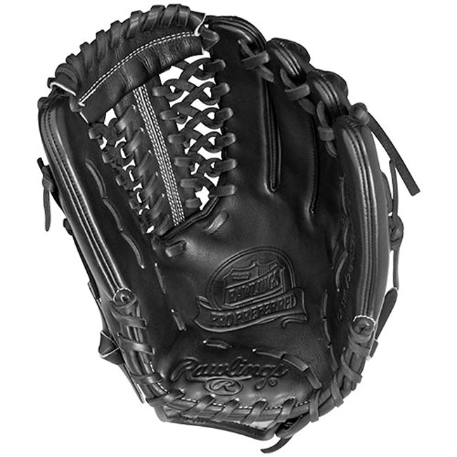 CLOSEOUT Rawlings Baseball Glove Pro Preferred Kip PROS12MTKB 12""