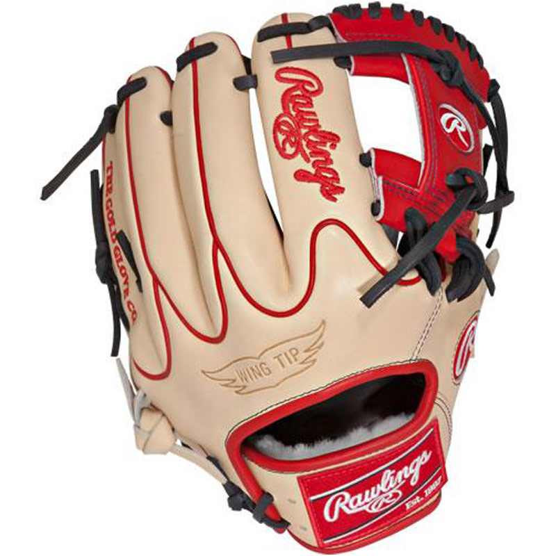 "Rawlings Pro Preferred Baseball Glove 11.75"" PROS205-2BCWT"