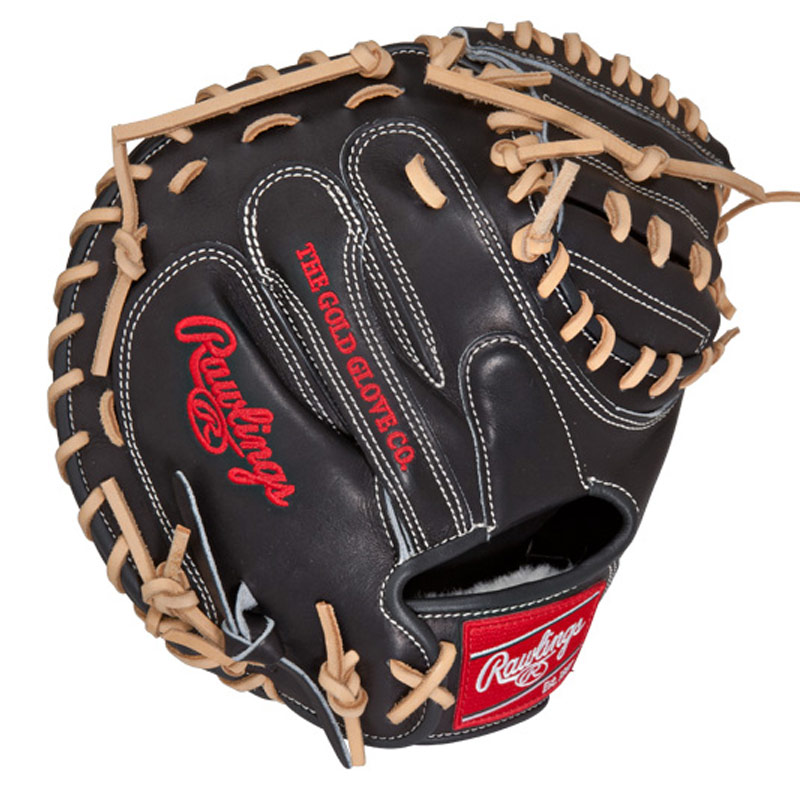 "Rawlings Pro Preferred Russell Martin Baseball Catcher\'s Mitt 33"" PROSCM33B"