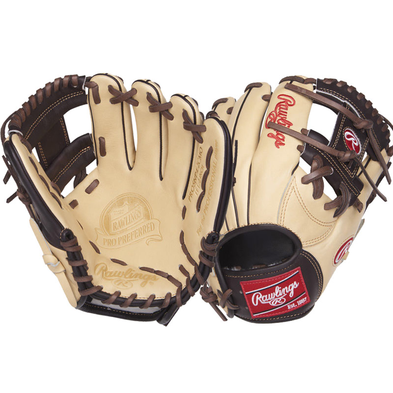 "Rawlings Pro Preferred Baseball Glove 11.5"" PROSNP4-2CMO"