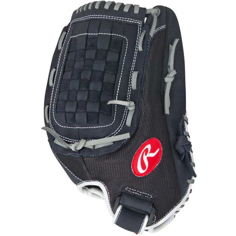 "Rawlings Renegade Slowpitch Softball Glove 14"" R140BGB"