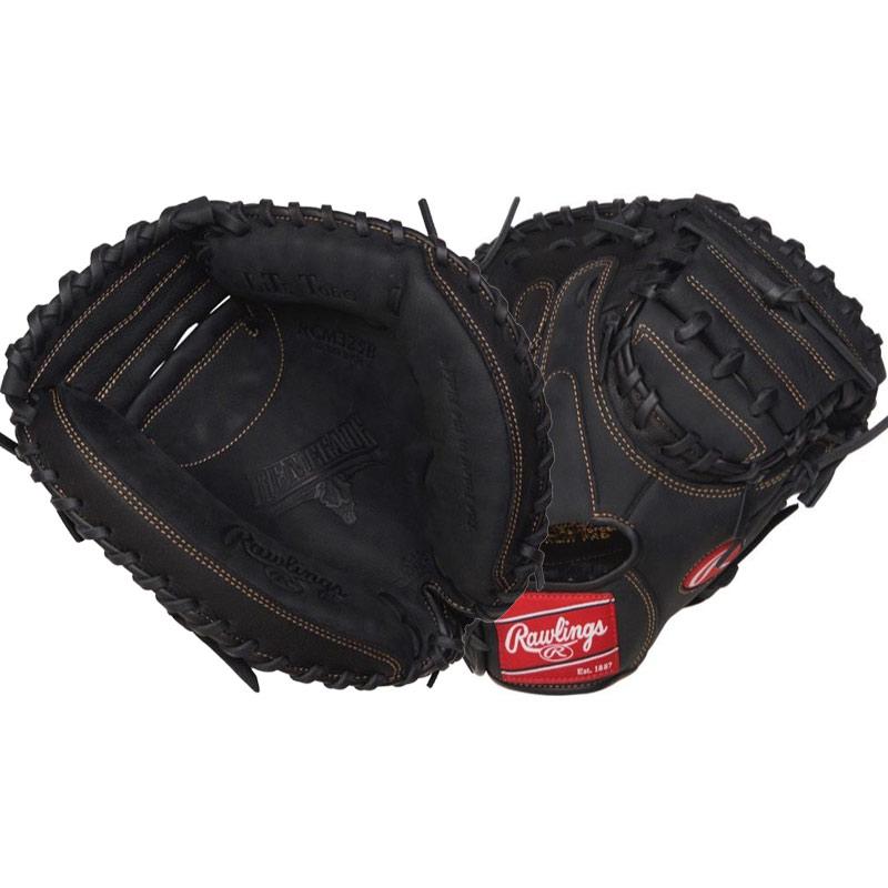 "Rawlings Renegade Series 32.5/"" Baseball Catcher/'s Mitt RHT"
