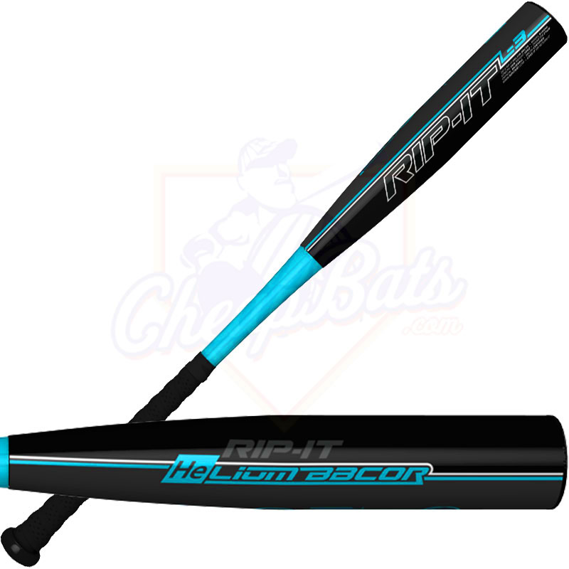Rip-It Helium BBCOR Baseball Bat -3oz B1503H