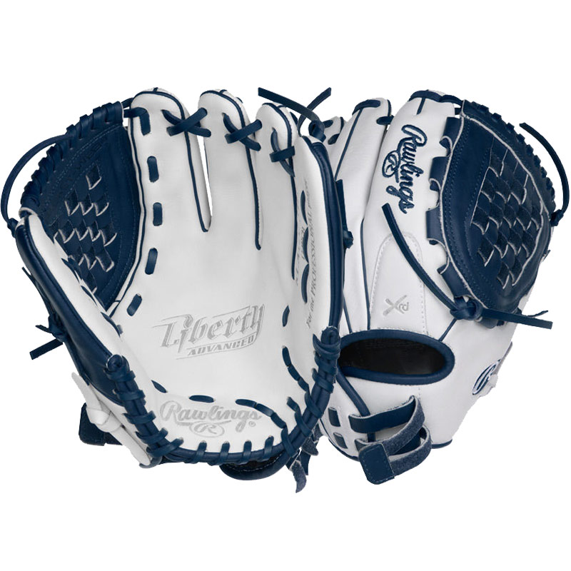 "Rawlings Liberty Advanced Color Series Fastpitch Softball Glove 12"" RLA120-3WN"