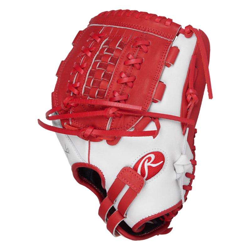 "Rawlings Liberty Advanced Color Series Fastpitch Softball Glove 12.5"" RLA125-18WS"