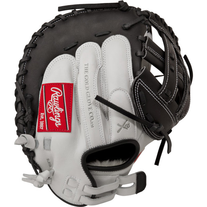 "Rawlings Liberty Advanced Fastpitch Softball Catcher\'s Mitt 33"" RLACM33"